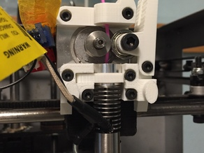 Lawsy's Solidoodle mk5 Extruder for Pico Hot-End