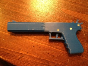 Rubber band gun simi auto