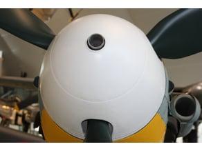 Messerschmitt BF109 G-6 Spinner assembly