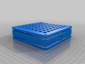 Parametric Printable DIY Monome Case