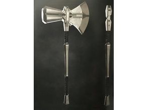 ASGARDIAN handle for Stormbreaker