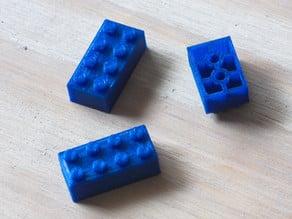 Parametric Lego-Style Bricks
