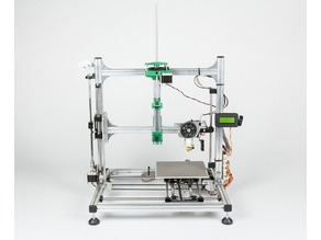 Paste extruder add-on set for K8200 3D printer