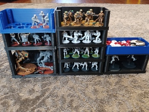 Simple Star Wars Legion Storage