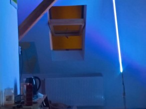Led Strip Extendable Lamp