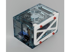 Ramps 1.4 Electronics Box