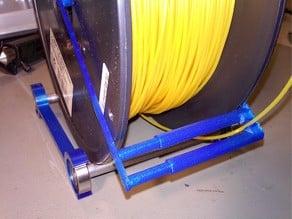 Never-tangle Filament Clip