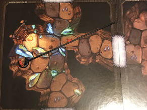 Mice and Mystics: Line of Sight Markers
