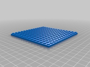 Lego 12x12 1thick