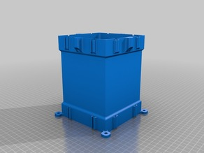 Enclosure Fume Filter For 3D printers and others
