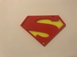Superman Logo (New 52)