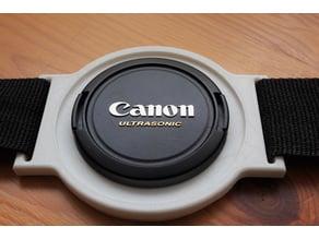 Lens cap holder 49mm-58mm-72mm