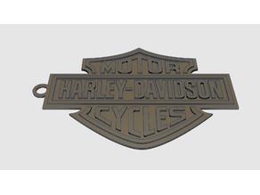 Harley Davidson Key Fob
