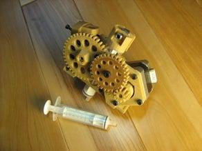 Paste Extruder - 10 cc V2.1 - Extrudeuse a pâte