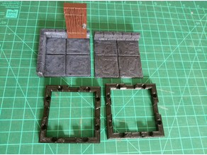 TrueTiles 2x2 Magnetic Base
