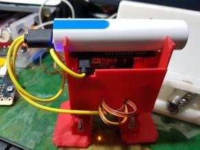 DIY otto ywrobot micro:bit robot