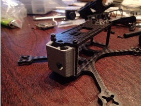 TBS SOURCE MICRO ANTENNA MOUNT AND BACKPANTS!