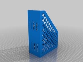 Ender 3 Storage Bin - Power Supply Topper