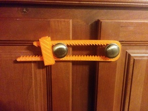 Baby Cabinet Safety Lock