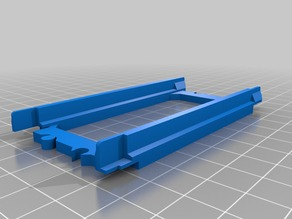 Lego Train Track for Printrbot Simple