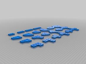 10/10 EXTRUSIONS BRACKETS (Created by Misumi )