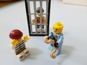 Lego Handcuffs