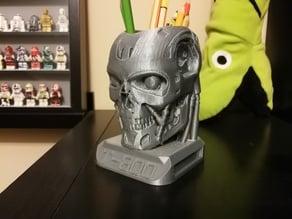 Terminator Pencil Holder