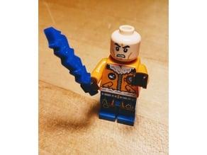 Lightning Lego Sword Resize
