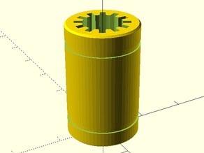 Parametric Linear Bearing