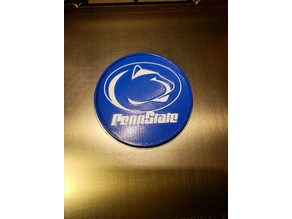 Penn State Coaster