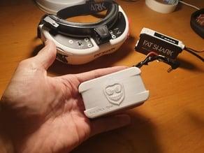 Fatshark Lipo battery case