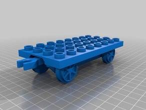 Lego duplo wagon