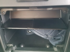 2 Part Shelf for Mazda MX-5 ND central storage box
