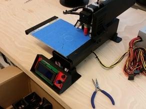 LCD Screen Printbot metal simple
