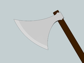 Viking Dane axe