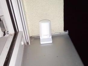Homematic IP outdoor sensor: holder for windowsill (HmIP-STHO)