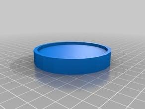 Prusa i3 MK2 Isolation Foot Pad