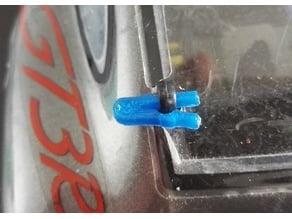 Nikko RC body spare clip