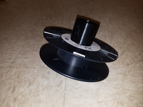 Empty Spool Dreidel