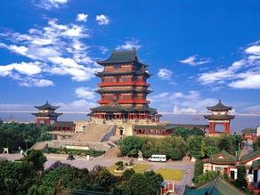Prince Teng Pavilion In China #SeeTheWorld