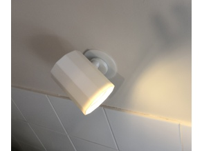 Spotlight Lampe Murale Gu10