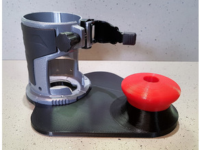 Base plate for Katsu trimmer (and Makita RT0700C)