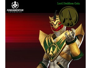 Lord Drakkon Coin