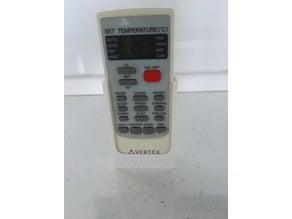 AC remote control holder