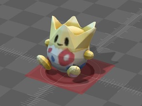 Togepi Doll - Pokémon