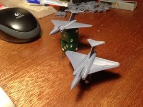 Gloster Javelin for microarmor