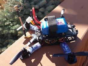 Diatone ET150  case TX aomway 200mw FPV