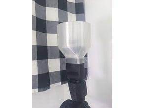 Speedlite 600EX II-RT BIG round diffuser
