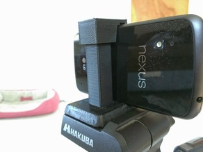 Quick Release Phone - Tripod Mount (No Hardware Required)
