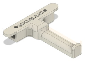 Printrbot Smalls Z Upgrade Spool Holder